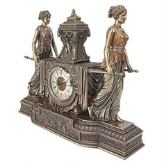 Invoke history, passion, and tragedy in your collection with the Design Toscano Versailles Maidens Sculptural Mantel Clock . This clock features. Versailles, Craftsman Bungalow House Plans, Palace, Graffiti, Tabletop Clocks, Mantle Clock, Mantel Shelf, Museum, Antique Clocks