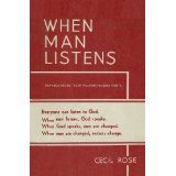 WHEN MAN LISTENS: Everyone can listen to God (Paperback)By Carl Tuchy Palmieri