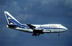 Aerolineas Argentinas Boeing 747SP
