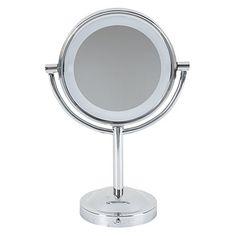 CONAIR® Double Sided Make-Up Mirror at Big Lots.