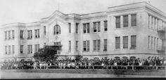 First Harlingen school