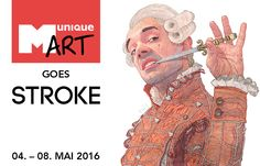 Kunstmessen 2016: Stroke und ARTMUC – In unserer Heimatstadt stehen zwei Events an, die das Kunstinteres ...