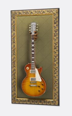 frames for guitar | The Guitar Frame: Smartest Way To Hang Your Guitar