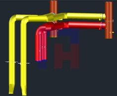 HESCON Ltd.. – Dombasle pipes