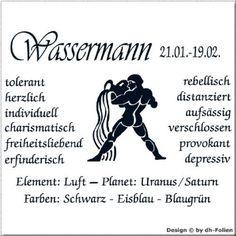 wassermann sternzeichen - Google-Suche                                                                                                                                                                                 Mehr