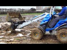 Godet 4en1 avec MultiOne Lawn Mower, Outdoor Power Equipment, Public, Interview, Lawn Edger