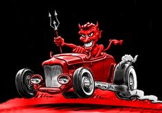 hot rod devil