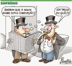 Corrupção uma praga que atinge o Mundo - Empresa JR FAJESU