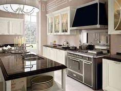 cuisine de luxe qvec ilot centrql