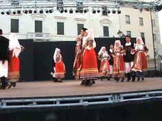 Il Gruppo di Ollolai alla Cavalcata Sarda