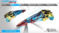 Wipeout HD Fury - EG-X Technologies (China & Finland)
