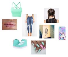 """""""didnt make 1 in mad long doe >3"""" by babygurl1066 ❤ liked on Polyvore featuring LE3NO and Vans"""