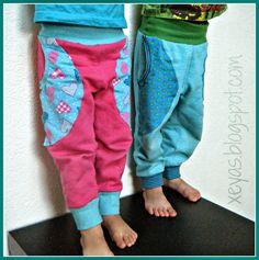 xeya do it herself Joggers, Sweatpants, Sewing Hacks, Sewing Tips, Trends, Sewing For Kids, Hippy, Parachute Pants, Pajama Pants
