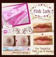 Pink lady menjadikan bibir anda merah alami secara natural, lengkapi perlengkapan kecantikan anda dengan produk pemerah bibir Pink lady yang ampuh!! kunjungi http://lianybeauty.blogspot.co.id/2016/01/pink-lady-pemerah-bibir-alami.html