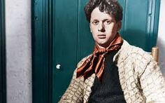 Dylan Thomas. Famous welsh writer from the 20th centure