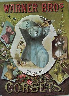 corset ad
