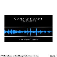 49 best music business cards images on pinterest in 2018 carte de djmusic business card template flashek Images