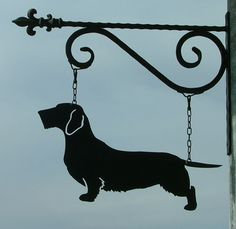 dachshund sign