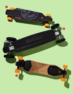 Electric Skateboards: A Totally Rad Ride Skateboard Wheels, Electric Skateboard, Skateboards For Sale, Long Boarding, Tech Deck, Awesome Gadgets, Canadian Maple, Week 5, Longboarding