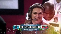 New party member! Tags: smile nfl excited meme sport thumbs up ron carolina panthers panthers yup rivera yeah buddy ron rivera