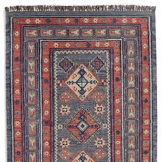 STAR CANYON KILIM RUG - Handwoven by village weavers on traditional looms, in the dusty colors of the desert. The alluring design is inspired by antique Turkish kilims.