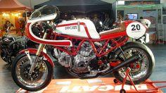 RocketGarage Cafe Racer: Ducati 750 Cafe Editione