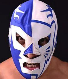 Wagner - Blue Panter Dr Wagner, Luchador Masks, Iron Man, Spiderman, Wrestling, Superhero, Sketches, Blue, Comics