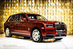 Rolls-Royce Cullinan - Hollmann International - Germany - For sale on LuxuryPulse. Rolls Royce Black, Bentley Rolls Royce, Rolls Royce Cullinan, Classic Cars British, Bugatti Cars, Head Up Display, Tuner Cars, Luxury Suv, Future Car