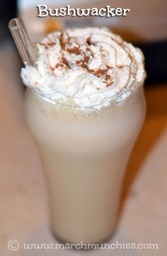 Paradise Point Bushwacker - could it be?  I have been searching for a recipe for this for  a long time!