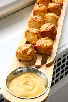 Honey & Butter-Glazed Pretzel Bites with Roasted Garlic | OMG I Love To Cook