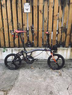 Folding Bicycle, Brompton, Bicycling, Java, Projects, Cycling, Biking, Bicycle, Ride A Bike