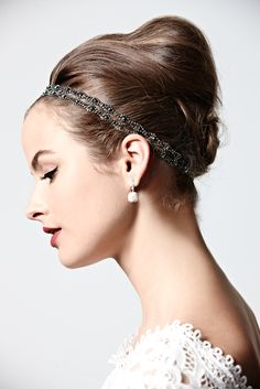 Too Mod. See our how-to at BHLDN: http://www.bhldn.com/explore-bhldn/#WeddingDayHair