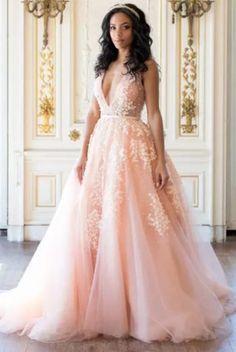 High quality blush pink wedding dresses organza mermaid bridal gown are you the princess dress type blushing pink wedding junglespirit Choice Image