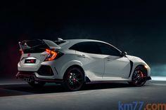 km77.com - Honda Civic Type R Type R Turismo Exterior Posterior-Lateral 5 puertas