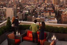 Club Lounge 쉐라톤 트라이베카