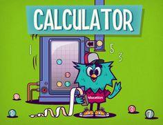 Calculator est un jeu interactif en ligne pour s'entrainer au calcul mental en s'amusant. Le but du jeu est de faire les plus longues chaînes de nombres et de remplir le fond de la grille pour devenir un as du calcul mental ! Cycle 2, Applications, Teaching Math, Calculator, Science, Games, Educational Games Online, Educational Websites, Mental Calculation