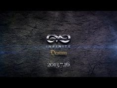 "INFINITE ""Destiny"" Album Official Preview   Makin galau ""130831"""