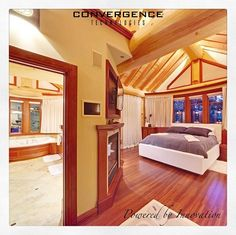 A beautiful home in Whistler Canada that features a complete home automation system managed by Home Automation System, Whistler, Smart Home, Luxury Lifestyle, Luxury Homes, Beautiful Homes, Canada, Technology, Architecture
