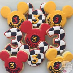 Dalton- Mickey roadsters