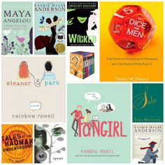 Summer Reading Recommendations for Tweens and Teens