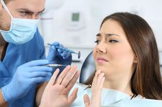 Dental phobia is a serious issue for some people. We, at Cloverdale Dental Group guarantee you to receive a relaxing and timely session with sedation dentistry. Dental Hygiene School, Dental Humor, Dental Assistant, Dental Hygienist, Dental Implants, Dental Surgery, Oral Health, Dental Health, Dental Care