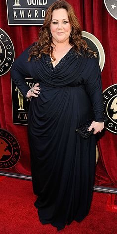 Melissa McCarthy rocked it.