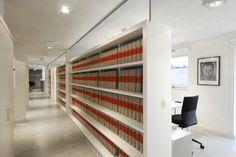 Kantoorinrichting op maat - Notaris kantoor