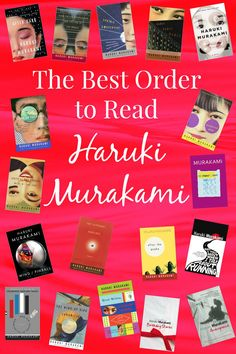 A break down of the works of Murakami and a suggested reading order for his novels.