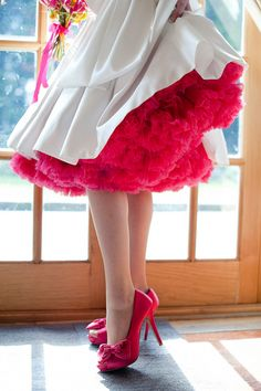 I love petticoats