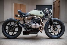 'The Mutant' BMW R80 build by Dutch at Ironwood Custom Motorcycles