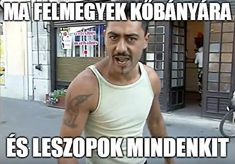 Humoros képek Tank Man, Funny, Mens Tops, Ha Ha, Hilarious, Entertaining, Fun, Humor