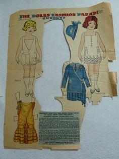 The Dolly's Fashion Parade Penny Ross Ebay