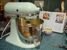 Superbe Photo Pistachio Kitchenaid Mixer | Kitchenaid Pistachio