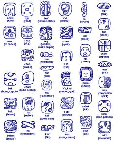 The Mayan script (glyphs or hieroglyphs) is the writing system of the Maya civilization of Mesoamerica, the only Mesoamerican writing system that has been substantially deciphered. The earliest inscriptions found which are identifiably Maya date to the 3rd century BCE in San Bartolo, Guatemala. Maya Writing was in continuous use throughout Mesoamerica until shortly after the arrival of the conquistadors in the 16th century CE and into the 18th Century in isolated areas such as Tayasal.